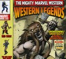 Mighty Marvel Western - Western Legends Vol 1 1