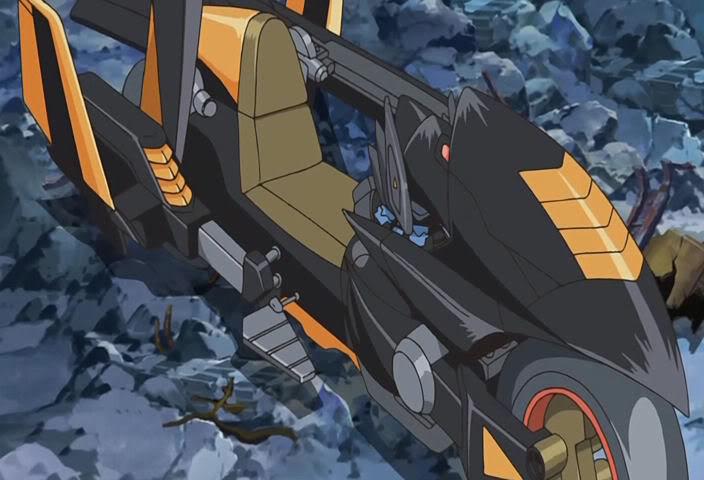 Vehicle Magic Blackbird