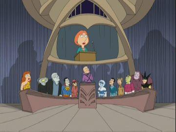 The Legion Of Doom Family Guy Wiki