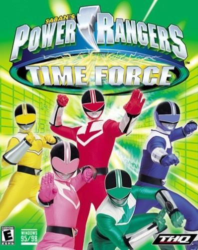Power Rangers: Fuerza del Tiempo - Doblaje Wiki