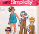 Simplicity 8811 A