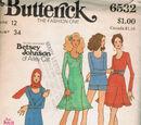 Butterick 6532
