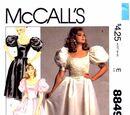 McCall's 8849 A