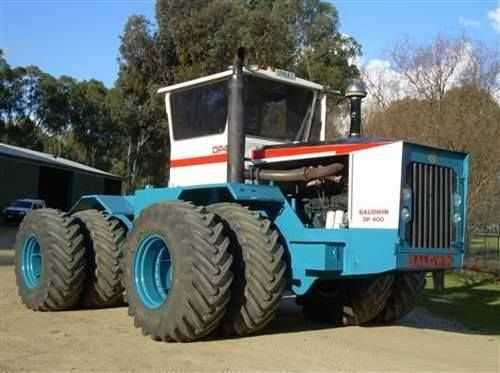 Big Bud 747 >> Baldwin - Tractor & Construction Plant Wiki - The classic vehicle and machinery wiki