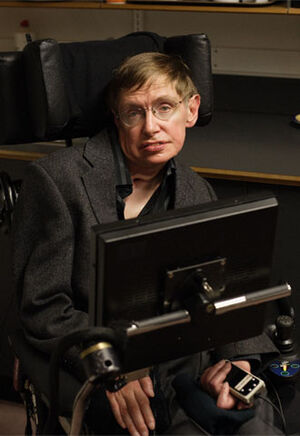 Big Bang Theory Stephen Hawking