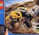 8369 Dirt Crusher RC