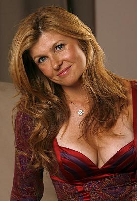 see bra Mature shelf through blouse