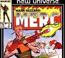 Mark Hazzard Merc Vol 1 2