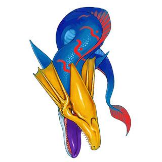 Seadramon - Digimon Wiki: Go on an adventure to tame the ...