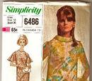 Simplicity 6486
