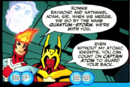 Quantum-Storm and Captain Atom (Atomic Knight).png