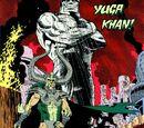 Yuga Khan (New Earth)/Gallery