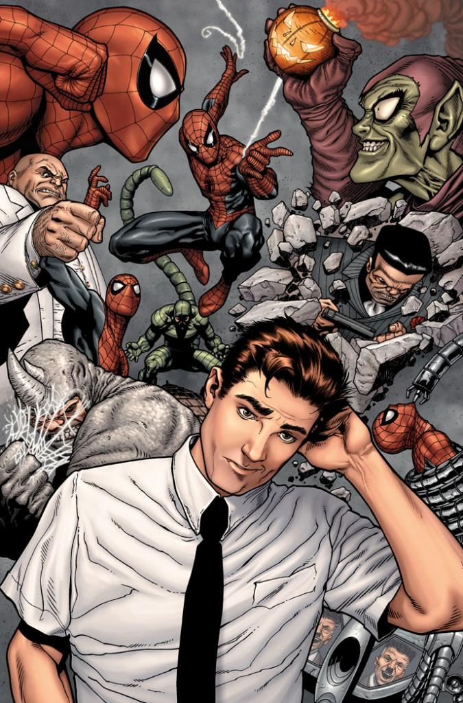Spider-Man (Peter Parker) - Marvel Comics Database