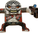 Locust Grenadier (Action Figure) Batsu Series One