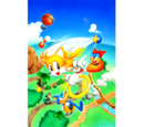 Tails' Skypatrol stock artwork