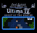 Computer Ports of Ultima IV
