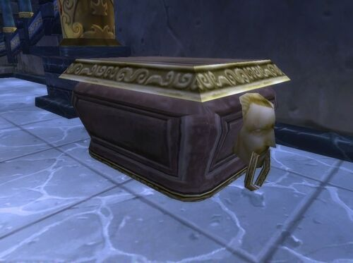 Dust Covered Chest Dust Covered Chest Wowwiki