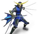 Sengoku Basara: Battle Heroes Character Images
