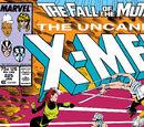 Uncanny X-Men Vol 1 225