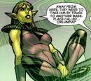 Carol Danvers (Modern, Skrull) (Earth-616)