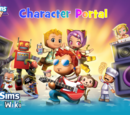 Portal:MySims Party Characters