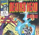 Incomplete Death's Head Vol 1 1