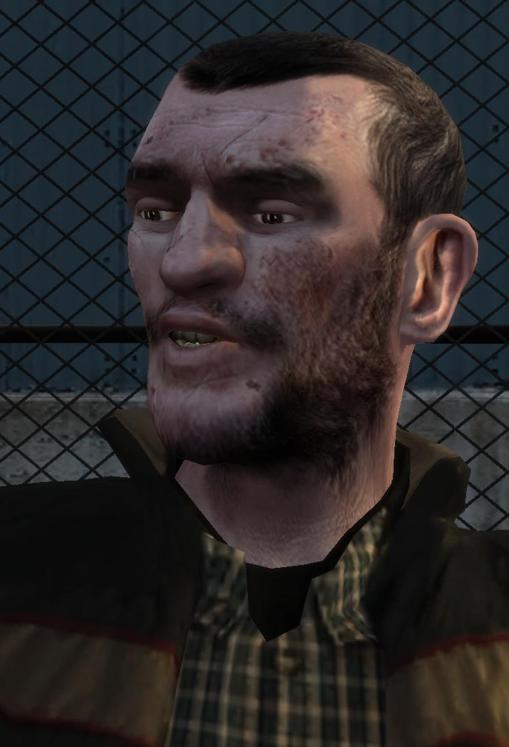 Roman Bellic  GTA Wiki  FANDOM powered by Wikia