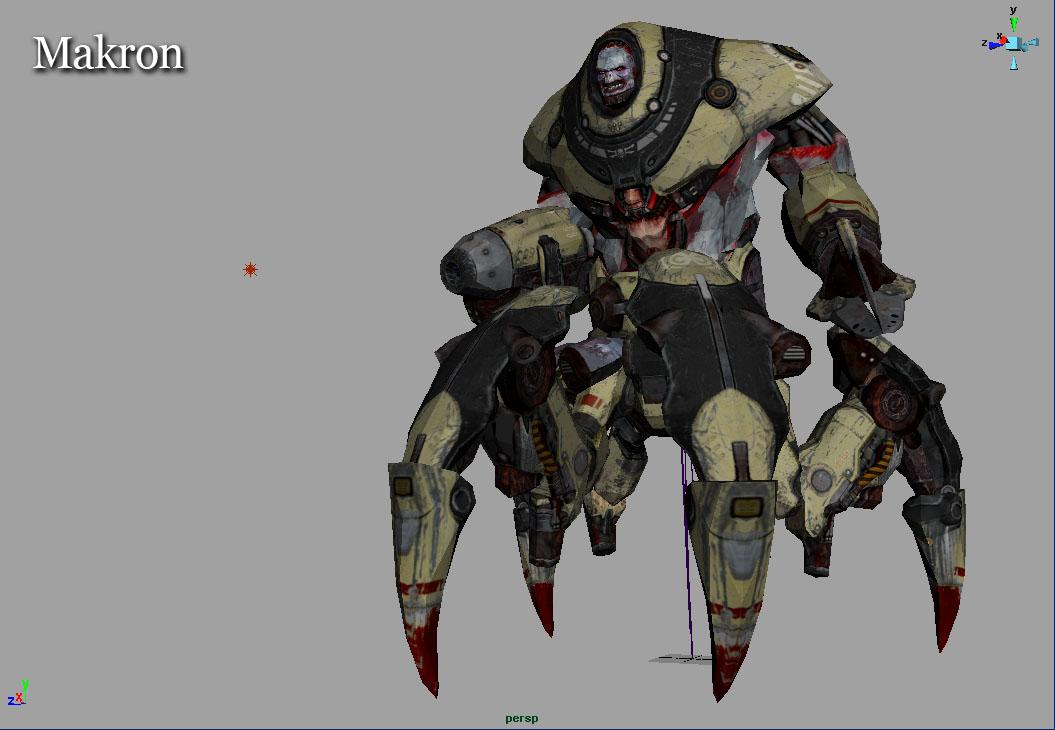 Makron (Q4) - QuakeWik...