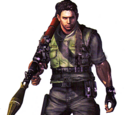 Resident Evil 5 Character Images