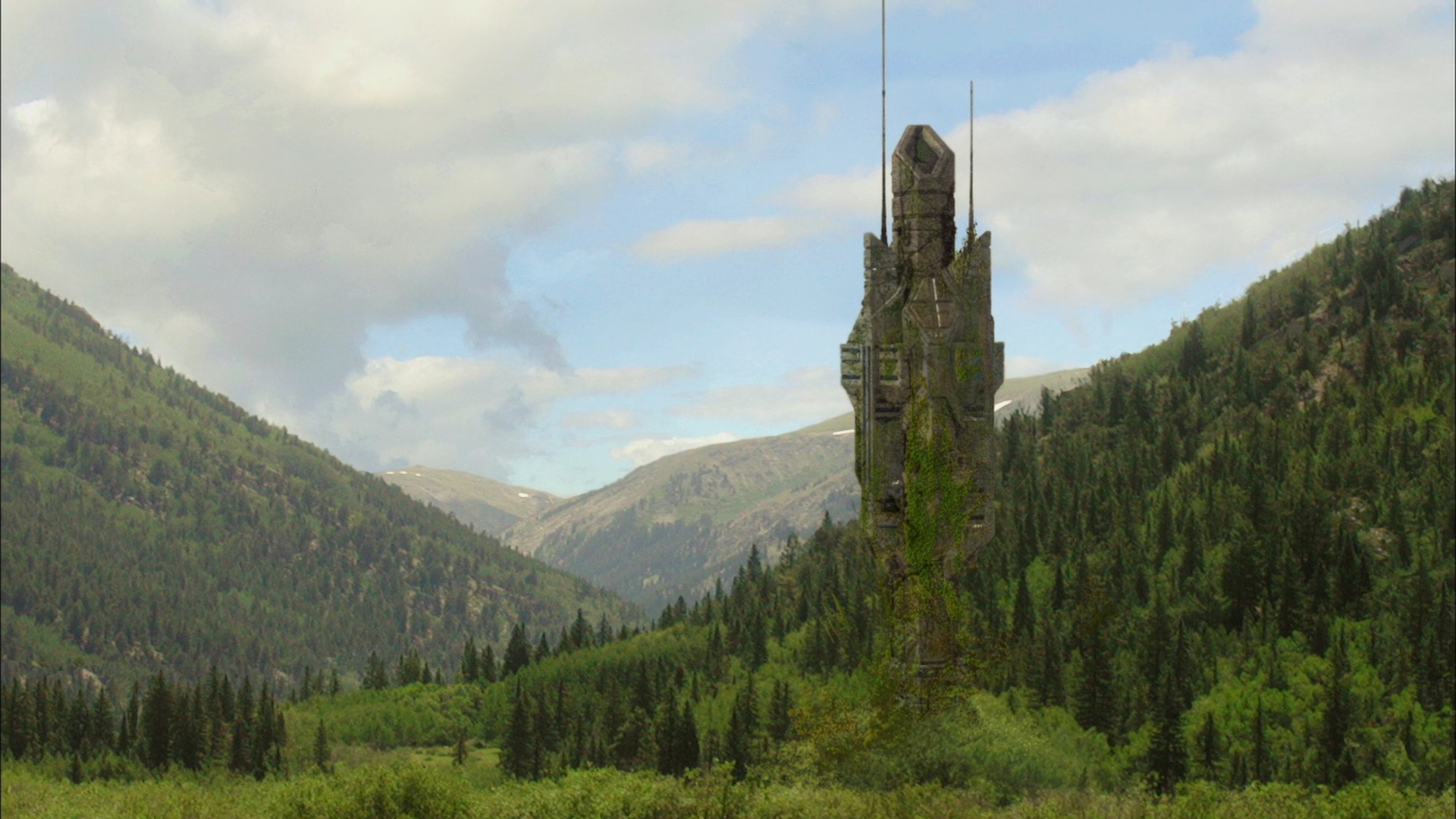 Stargate Atlantis City