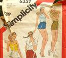 Simplicity 6357 B