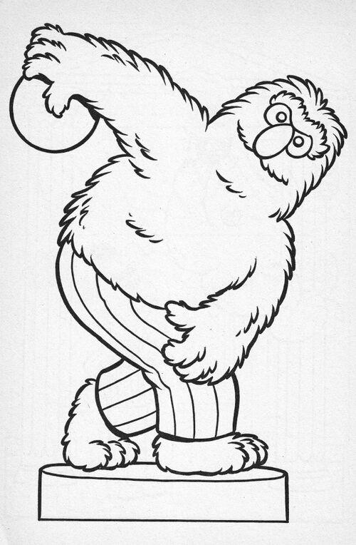 Discobolus Muppet Wiki
