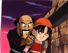 Pan and mr.satan