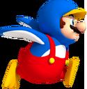 NSMBW Artwork Pinguin-Mario.png