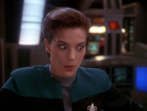 Obvious, you Star trek episode no adults good