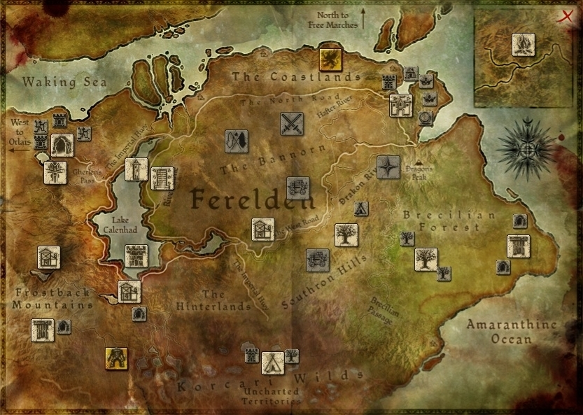 Torchlight 2 World Map.Lords Of Xulima Post Funding Update 23 Map Of Xulima