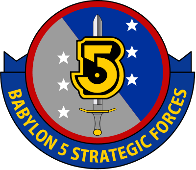 Babylon 5 Station Png Earthforce Rank...