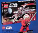 66221 X-Wing Fighter and Luke Pilot Maquette Co-Pack