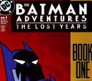 Batman Adventures: The Lost Years Vol 1 1