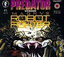 Predator vs. Magnus Robot Fighter Vol 1 1