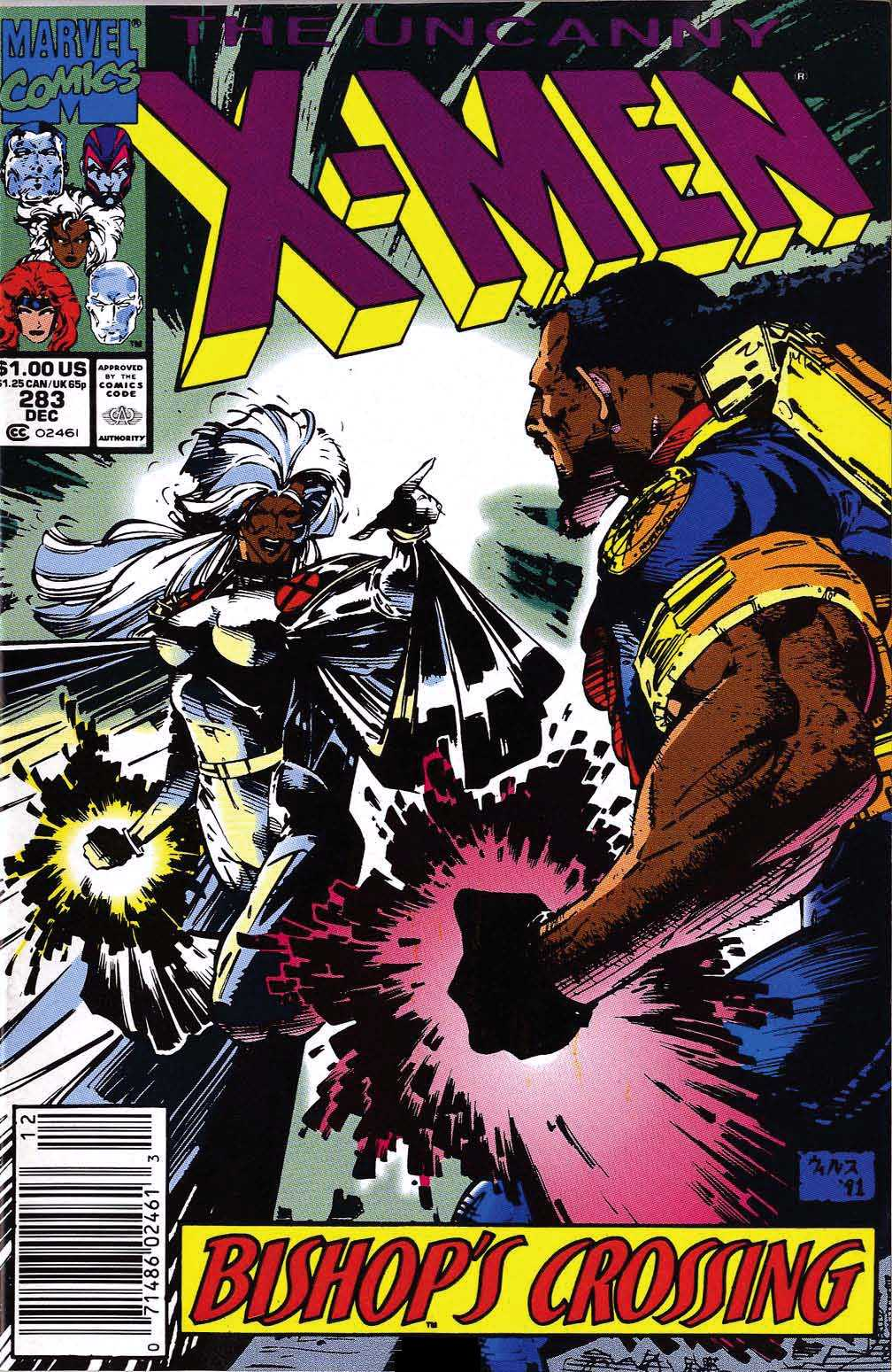 Men Character List And Powers Uncanny x-men vol 1 283X Men Character List And Powers