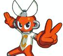 Mega Man Battle Network 2 NetNavi Images