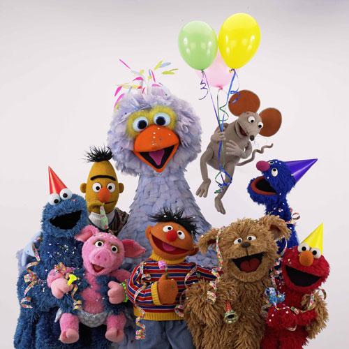 Sesamstraat - Muppet Wiki