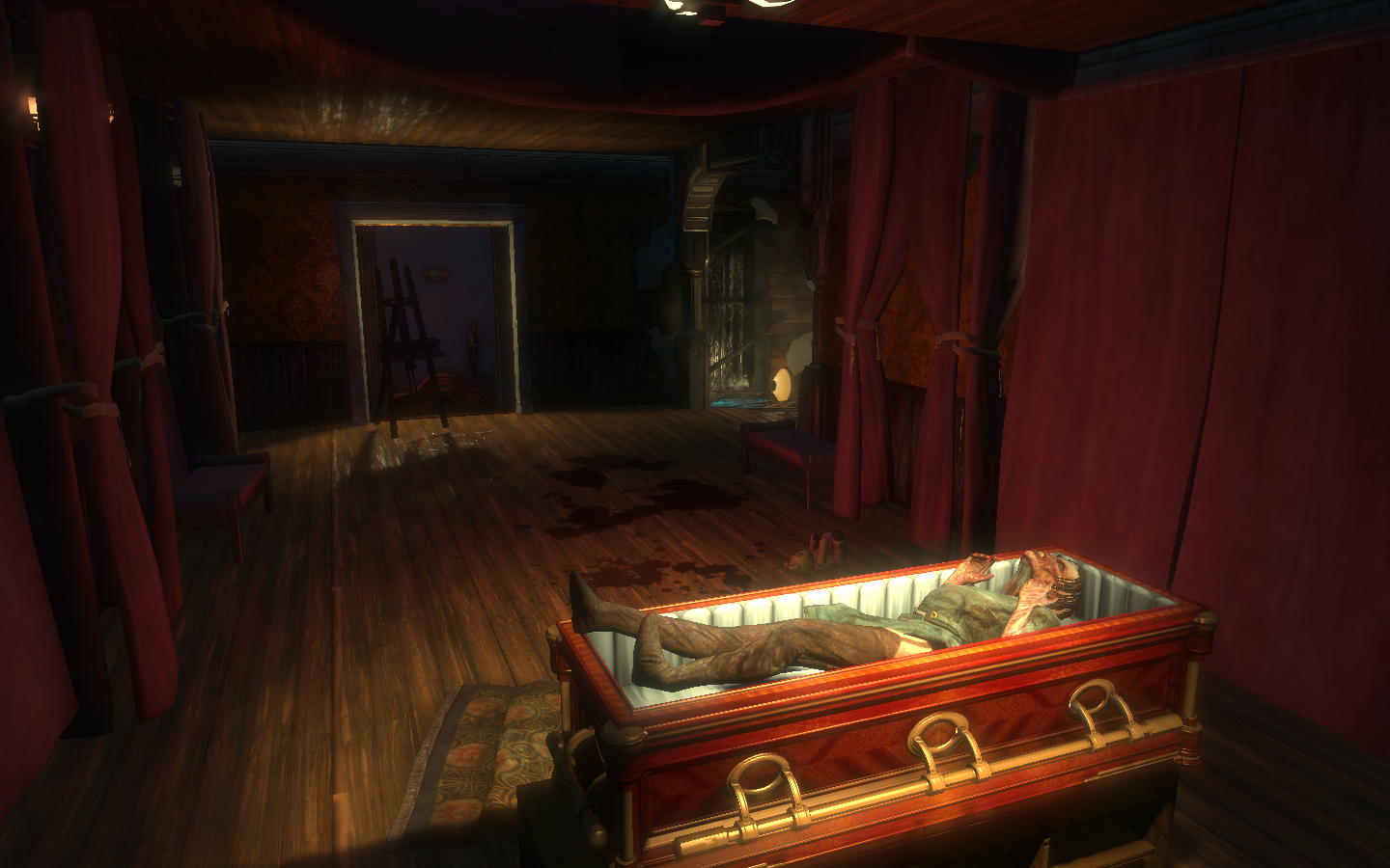 Twilight Fields Funeral Homes The Bioshock Wiki