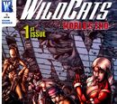 WildCats: World's End/Covers