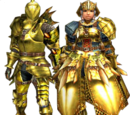 Golden Moon Armor (Blade)