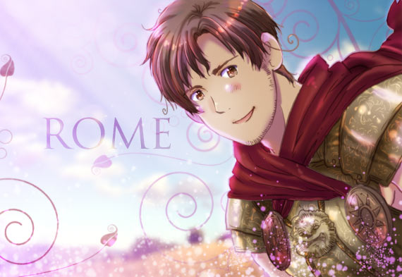 Ancient Rome - Hetalia Archives