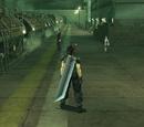 Lugares de Crisis Core -Final Fantasy VII-