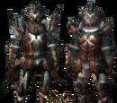 Rathalos Armor (Blademaster) (MH4U)