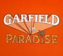 Garfield in Paradise